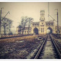 Вокзал..Петергоф :: tipchik