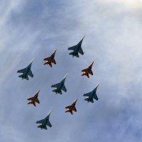 Пусть небо будет чистым! :: Николай Ярёменко