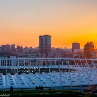 НСК Олимпийский стадион :: Artem Samoylenko