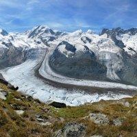 панорама ледников :: Elena Wymann