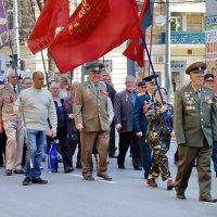 С Великим Праздником, Днем Победы советского народа, дорогие друзья!.. :: Вахтанг Хантадзе