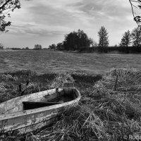 Старая лодка :: Сергей