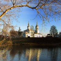 Храм Александра Невского в Вологде :: irina