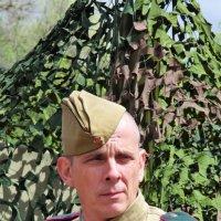 Портрет солдата :: Анатолий Толстопятов
