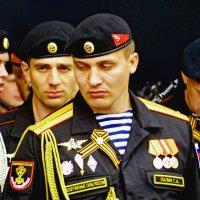 Суровый комбат :: Александр Запылёнов