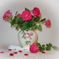 """""""Букет цветов — что может быть чудесней, Нежней что может и желанней быть! ?..."""".. :: Galina Dzubina"""