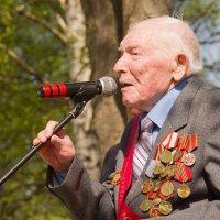 Воспоминания ветерана. :: Владимир Левый