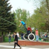 В парке Победы :: марина ковшова