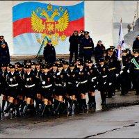 Мамы и сыновья в одном парадном строю :: Кай-8 (Ярослав) Забелин