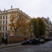 Осень в Риге :: Анна Воробьева