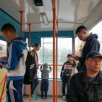 В трамвае :: Никола Н