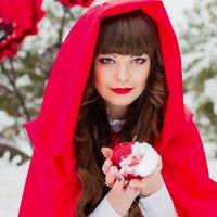 Сказка зимнего леса :: Татьяна Бушук