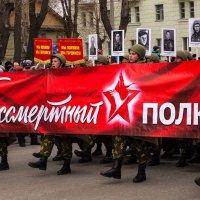 Бессмертный полк в Северодвинске :: Светлана Ку