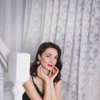 Студийная фотосъемка девушки :: Нина Бородина