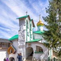 Никольский храм :: Дмитрий Погодин