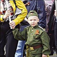 Этот день мальчишка запомнит! :: Григорий Кучушев
