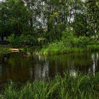 Домик у реки :: vladimir