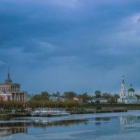 Речной вокзал :: Евгений Погодин