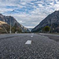 Лучше гор могут быть только горы. :: Евгений Дольников