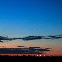 закат :: Тот-Самый Санек