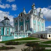Свято-Успенский кафедральный собор :: Милешкин Владимир Алексеевич
