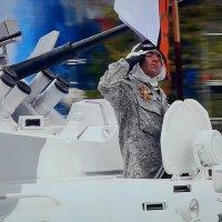 Парад на Красной площади. :: Tata Wolf