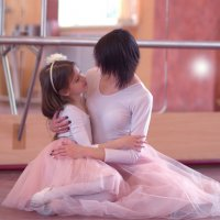 Маленькая балерина :: Татьяна Бушук
