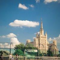 Высотка на баррикадной :: Ruslan --