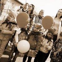 Празднование 9 мая в детском саду :: Александр Власенко