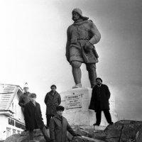 1972-г. Посёлок Диксон :: Иволий Щёголев