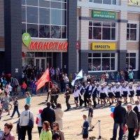 На парад. :: Александр Парамонов