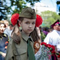 Девочка с грустными глазами :: Anastasia Stella