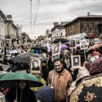 9 мая Бессмертный полк :: Ильназ Фархутдинов