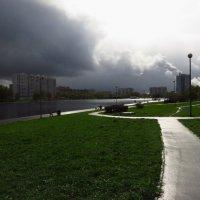 Непогода - не помеха Дню Победы :: Андрей Лукьянов
