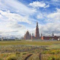 Ачаирский  Крестовый  монастырь :: Геннадий С.