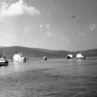 1972-й год Кольский залив. :: Иволий Щёголев
