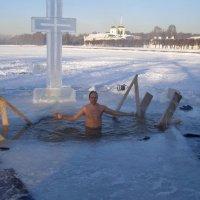 мороз -20 - нипочем! :: Анна Воробьева