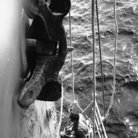 1970-й.Атлантический океан :: Иволий Щёголев