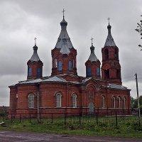 Сельский  Храм . :: Виталий Селиванов