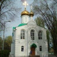 Церковь Бориса и Глеба :: марина ковшова