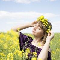 Прекрасная Оленька ! :: Елизавета Хисмадинова