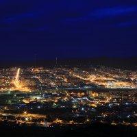 Ночной город :: Елена