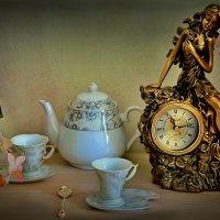 Бронзовые часы :: Наталия Лыкова