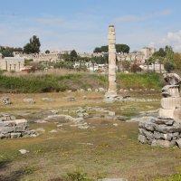 Храм Артемиды в Эфесе :: Сергей Яснов