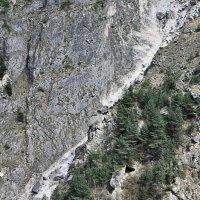 Суровые горы Осетии... :: Мария Климова