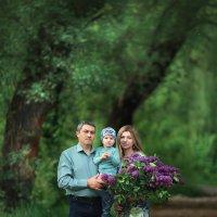 семья :: Оксана Чепурнаева