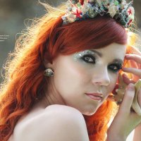 Русалка :: Любовь Кастрыкина