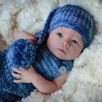 Мальчишка 9 дней :: Евгения К