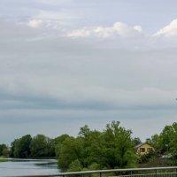 Облака над Гжатью :: Юрий