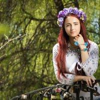 На мостике :: Светлана Курцева